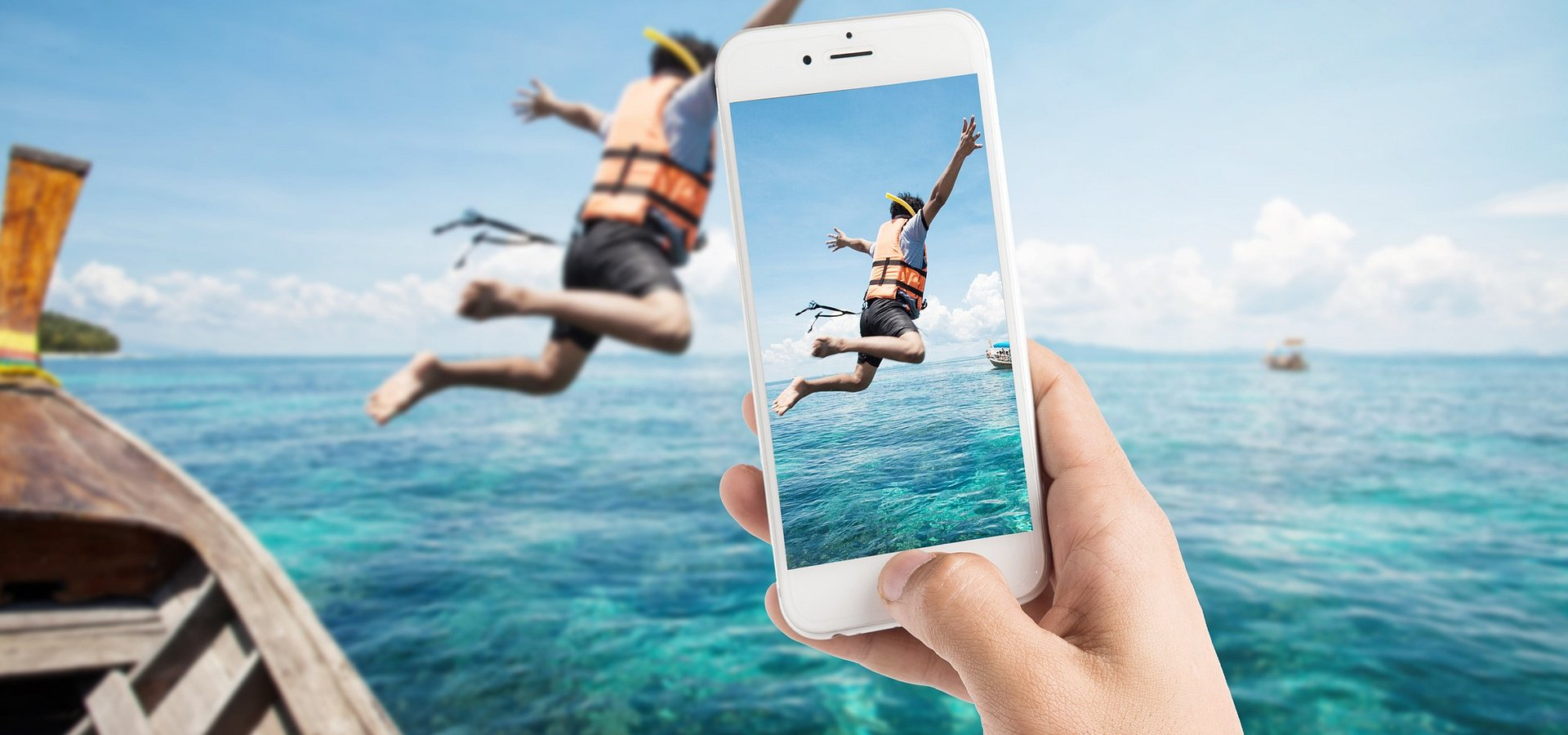5 aplikacji na telefon, które pozwalają nakładać na zdjęcia niezwykłe efekty
