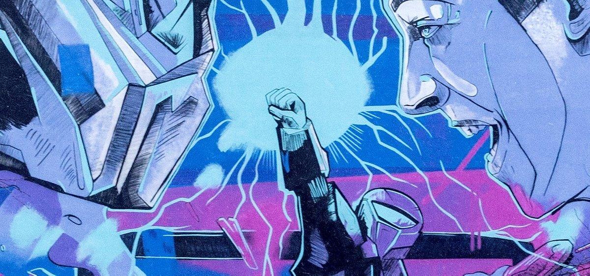 Wybierz projekt, x-kom namaluje mural wart 100 tysięcy