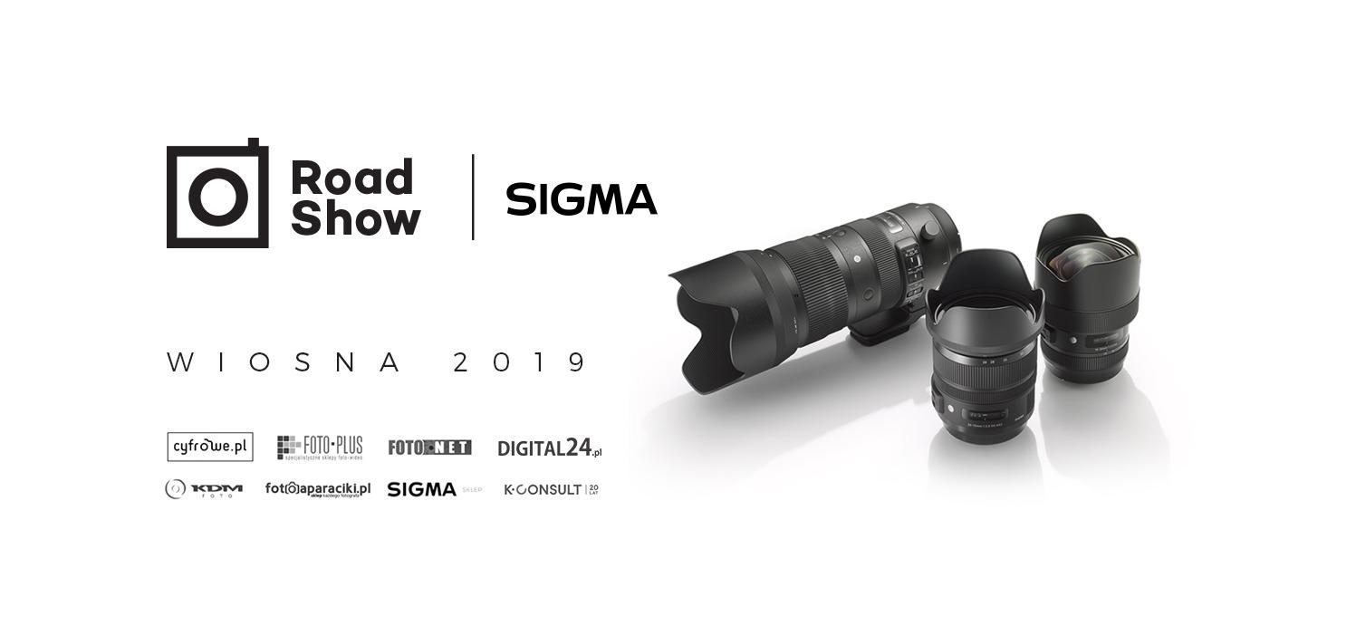 Wiosenny Roadshow z Sigmą
