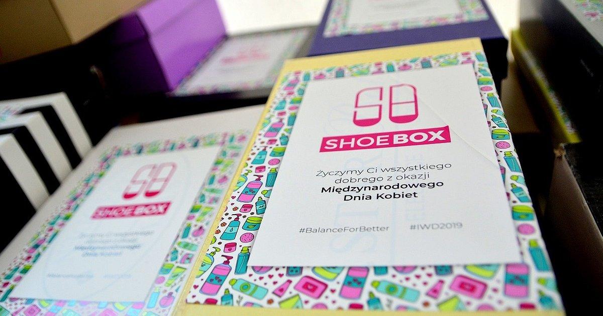 Wyjątkowy prezent na Dzień Kobiet: IKEA Poznań wspiera kobiety w trudnej sytuacji życiowej w ramach Project Shoebox.