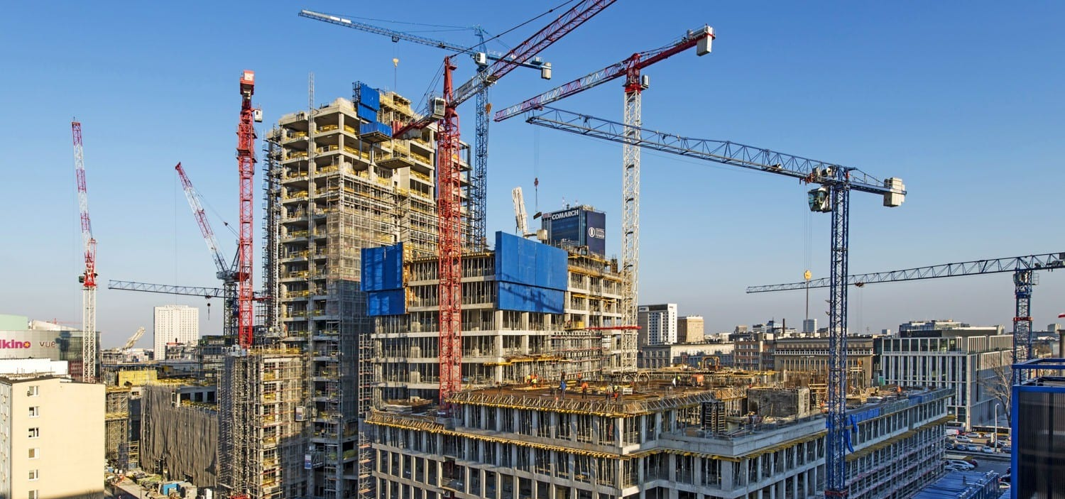 Varso Place's middle building is already 85% let