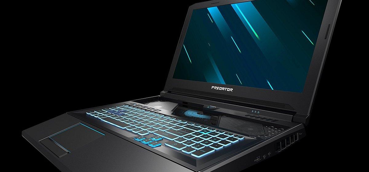 W Nowym Jorku debiutują Predator Helios 700 z wyjątkową klawiaturą HyperDrift oraz nowa wersja Helios 300