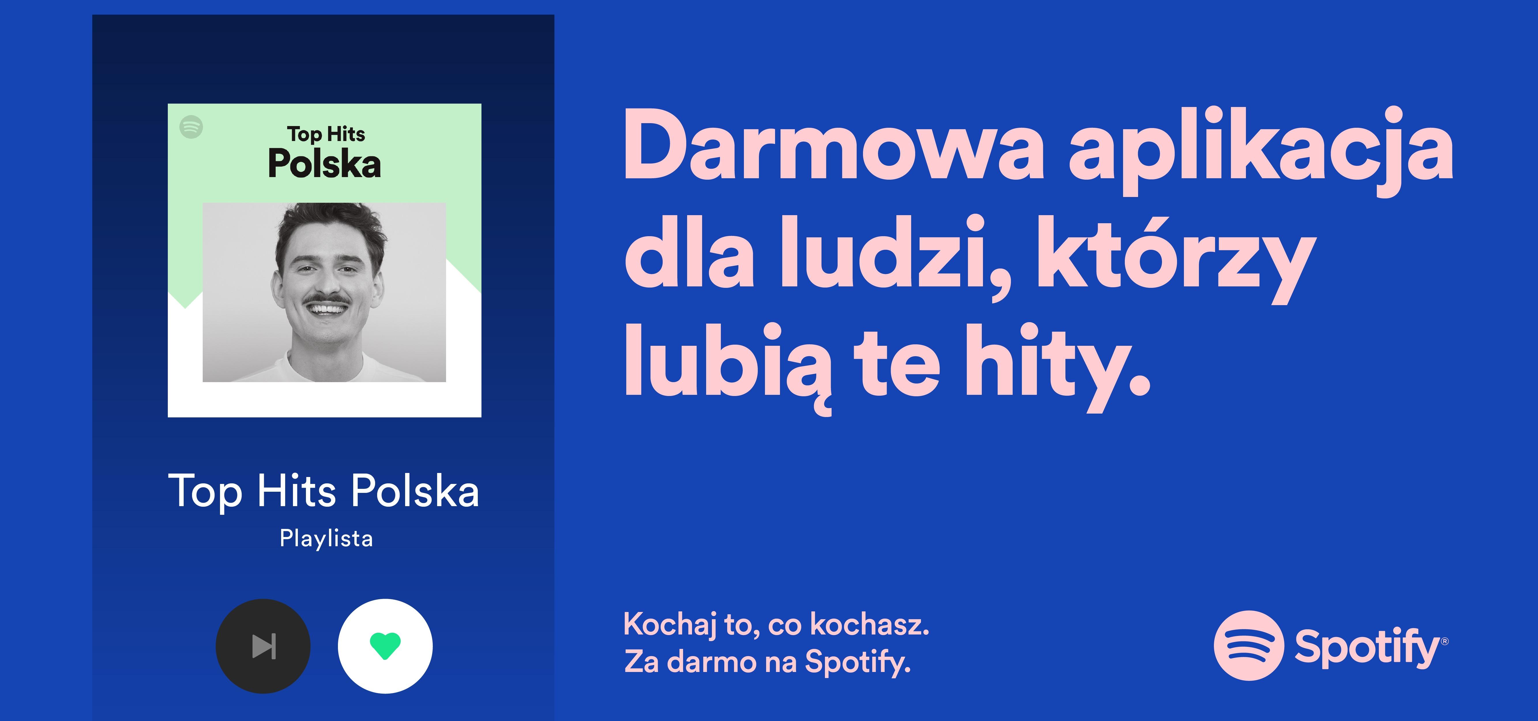 Miłość do ulubionej muzyki motywem przewodnim nowej kampanii Spotify w Polsce