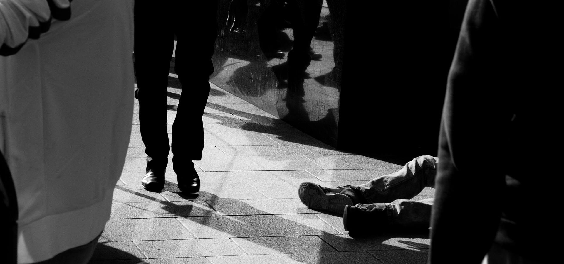 14 kwietnia - Dzień Ludzi Bezdomnych