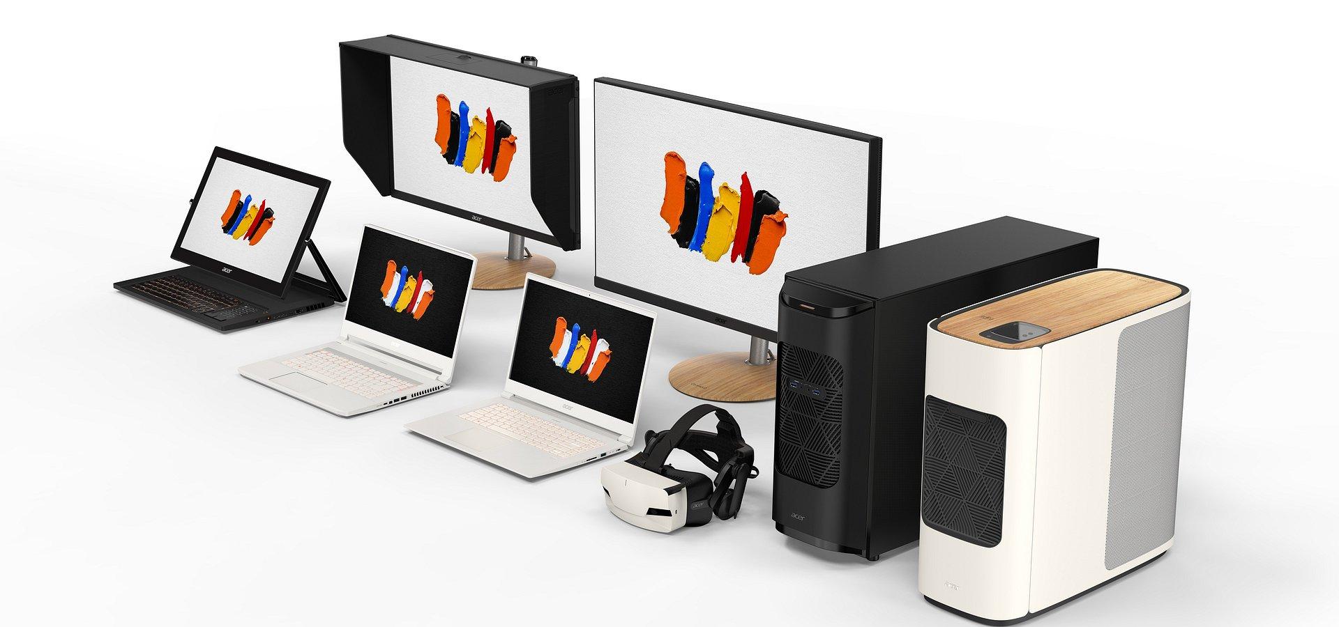 """[LT] """"Acer"""" pristato """"ConceptD"""" – kūrėjams sukurtą gausų produktų portfelį"""