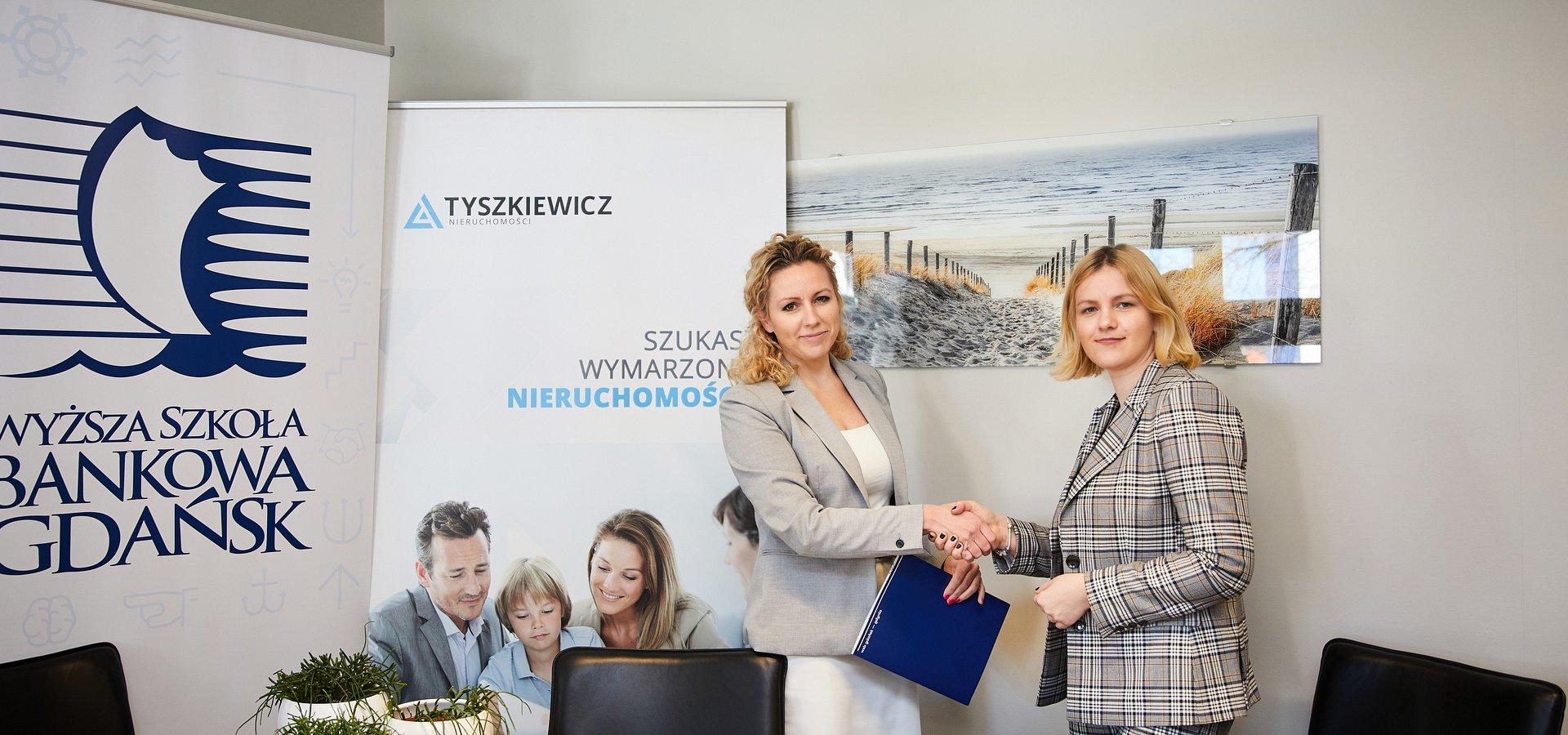 Kierunek Zarządzanie wzbogacony o doświadczenie firmy Tyszkiewicz Nieruchomości