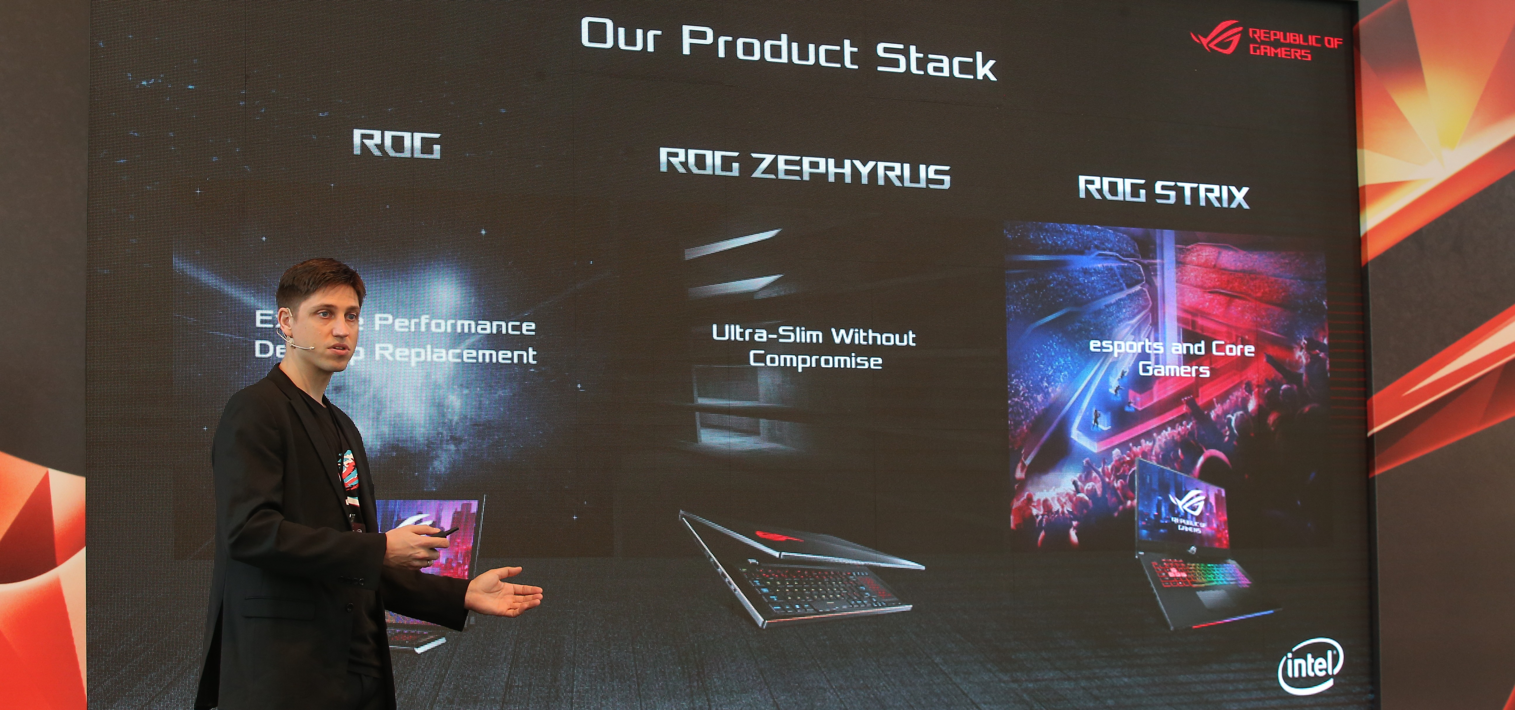 ASUS ROG RE:DEFINE 2019 – nowe modele gamingowych laptopów zaprezentowane