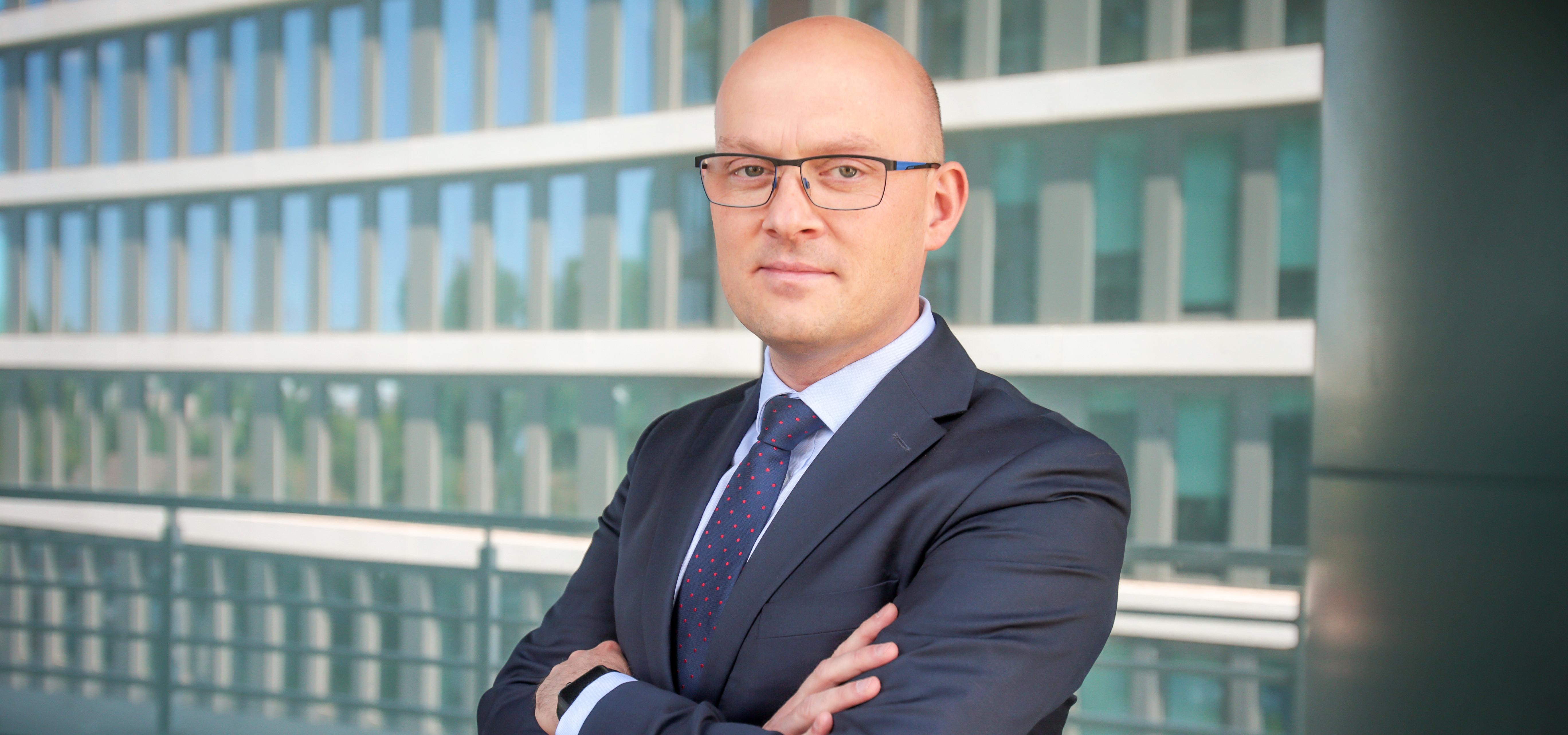 Artur Białkowski awansował na stanowisko Dyrektora Zarządzającego w Medicover Polska