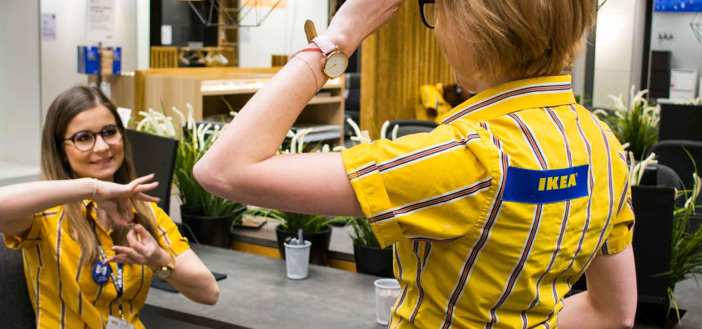 Łatwiejsze zakupy w IKEA Łódź dla osób z niepełnosprawnościami