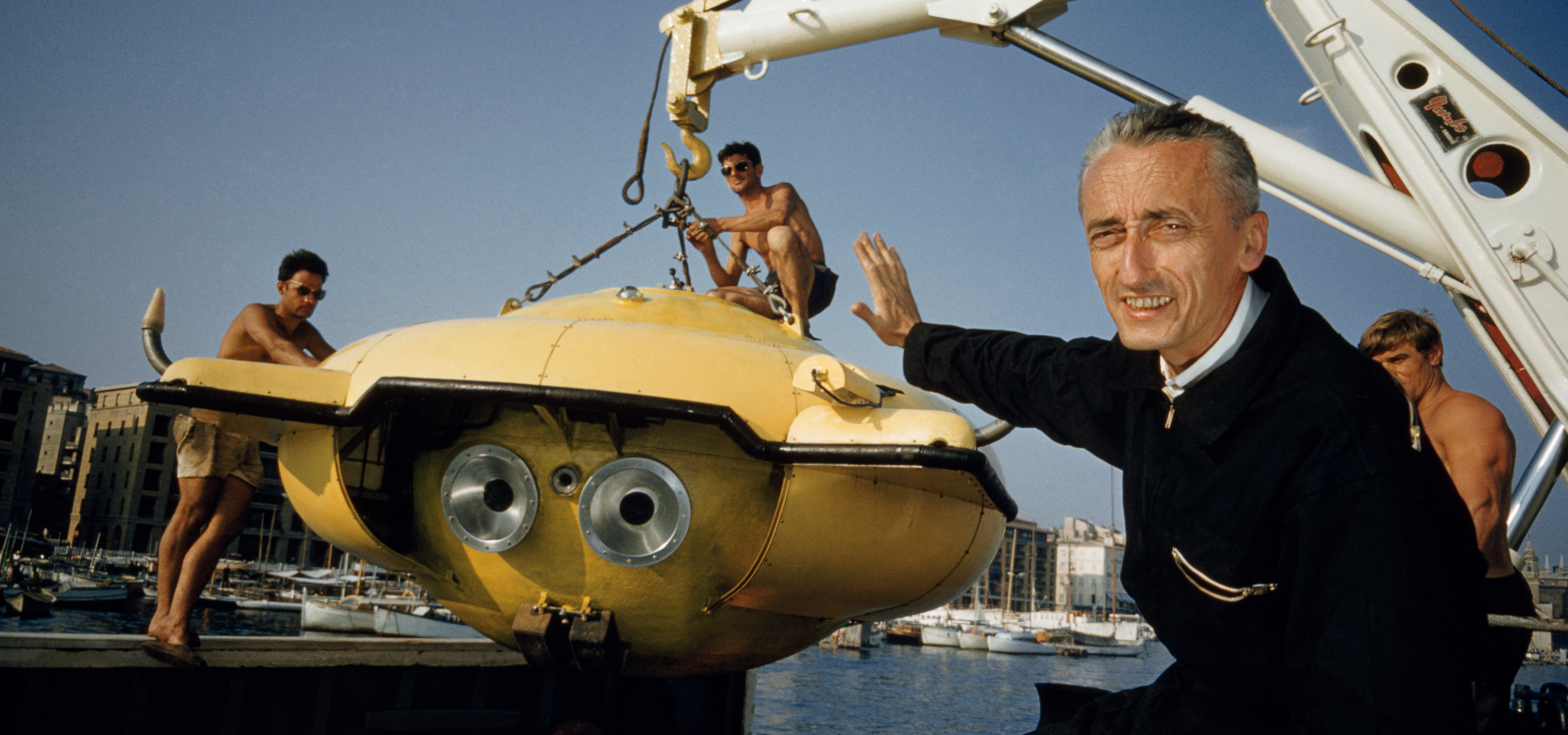 To on pokazał nam świat ukryty w morskich głębinach. National Geographic Documentary Films przedstawi biografię Jacquesa Cousteau