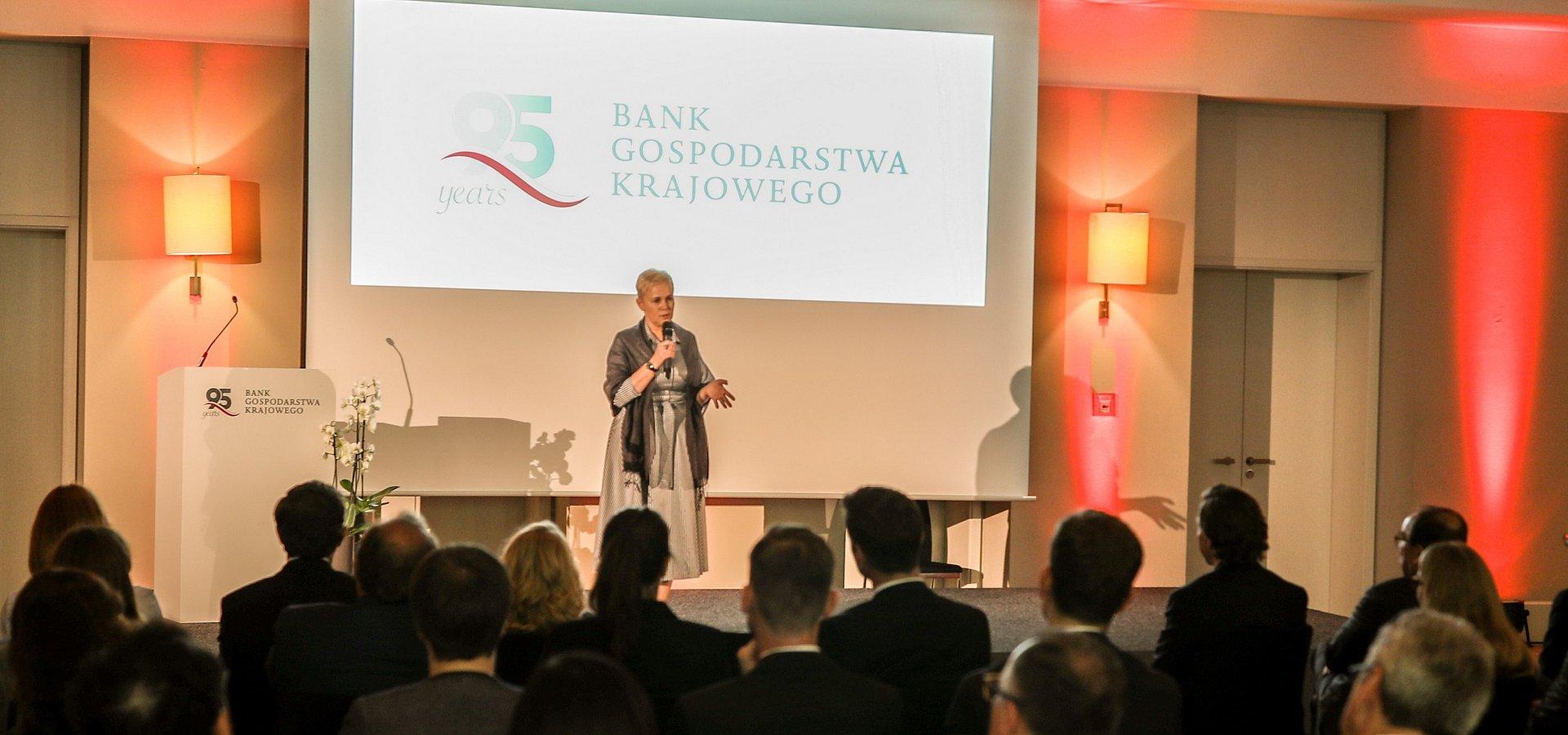 BGK otworzył we Frankfurcie drugie zagraniczne przedstawicielstwo