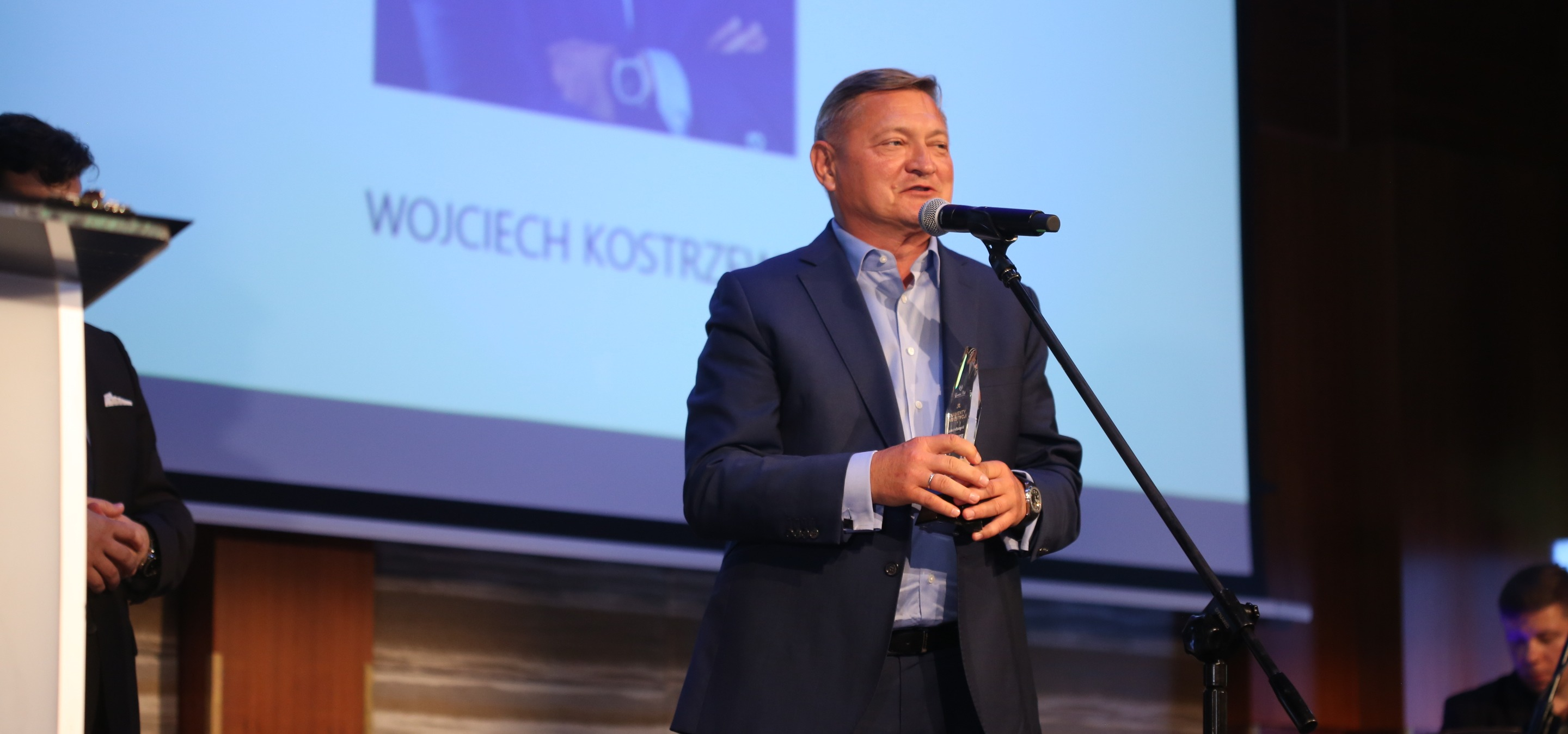 Billon's CEO Wojtek Kostrzewa wins the title of the Business Angel of the Year