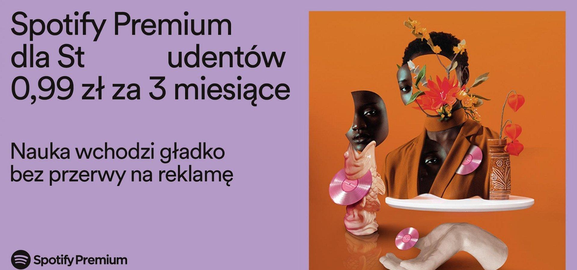 Wielkoformatowe ilustracje Barrakuz dla Spotify w polskich miastach