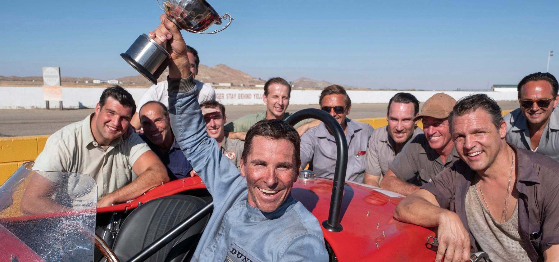 """""""Le Mans '66"""" w kinach od 22 listopada"""