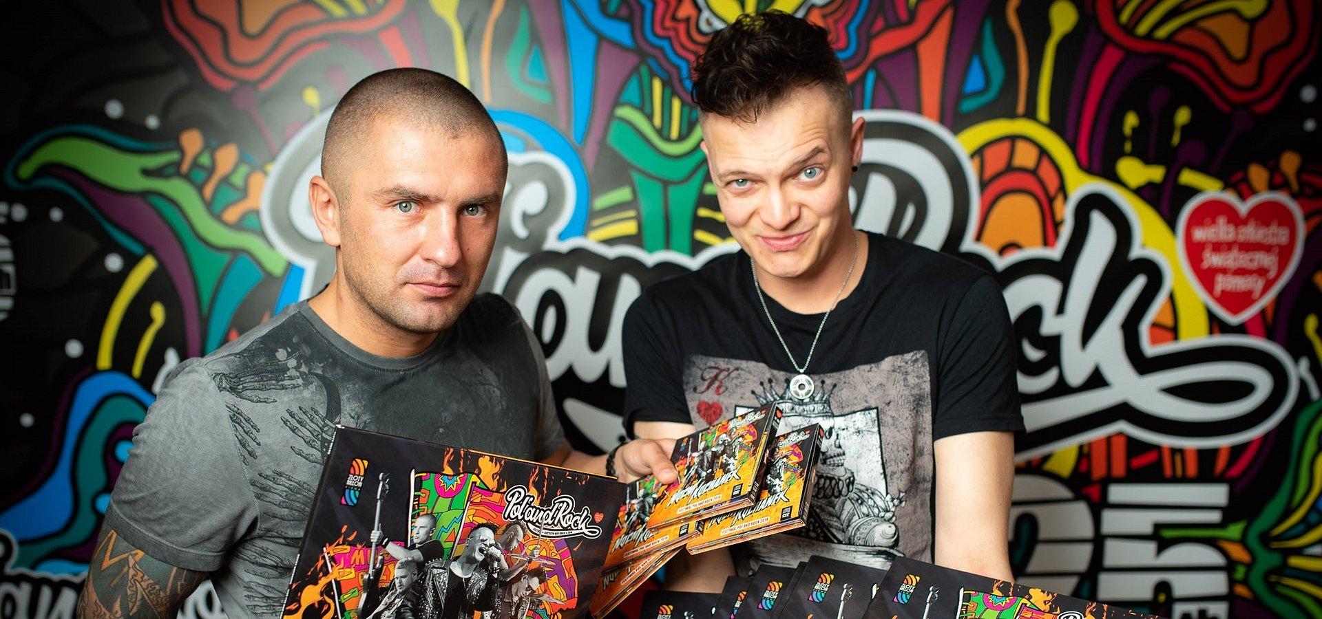 Nocny Kochanek z Pol'and'Rock Festival już w sprzedaży!