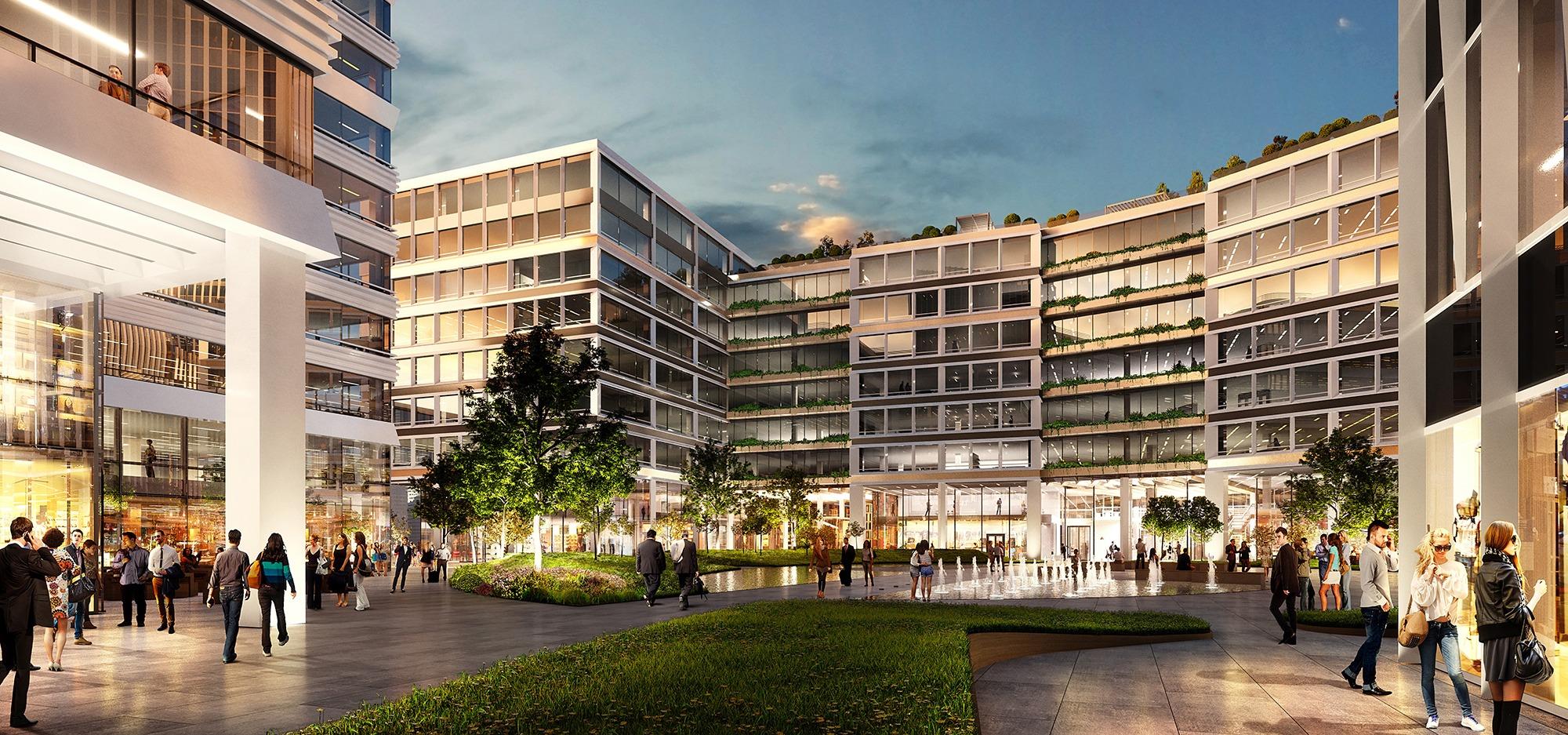 BP's move into Agora Budapest confirmed