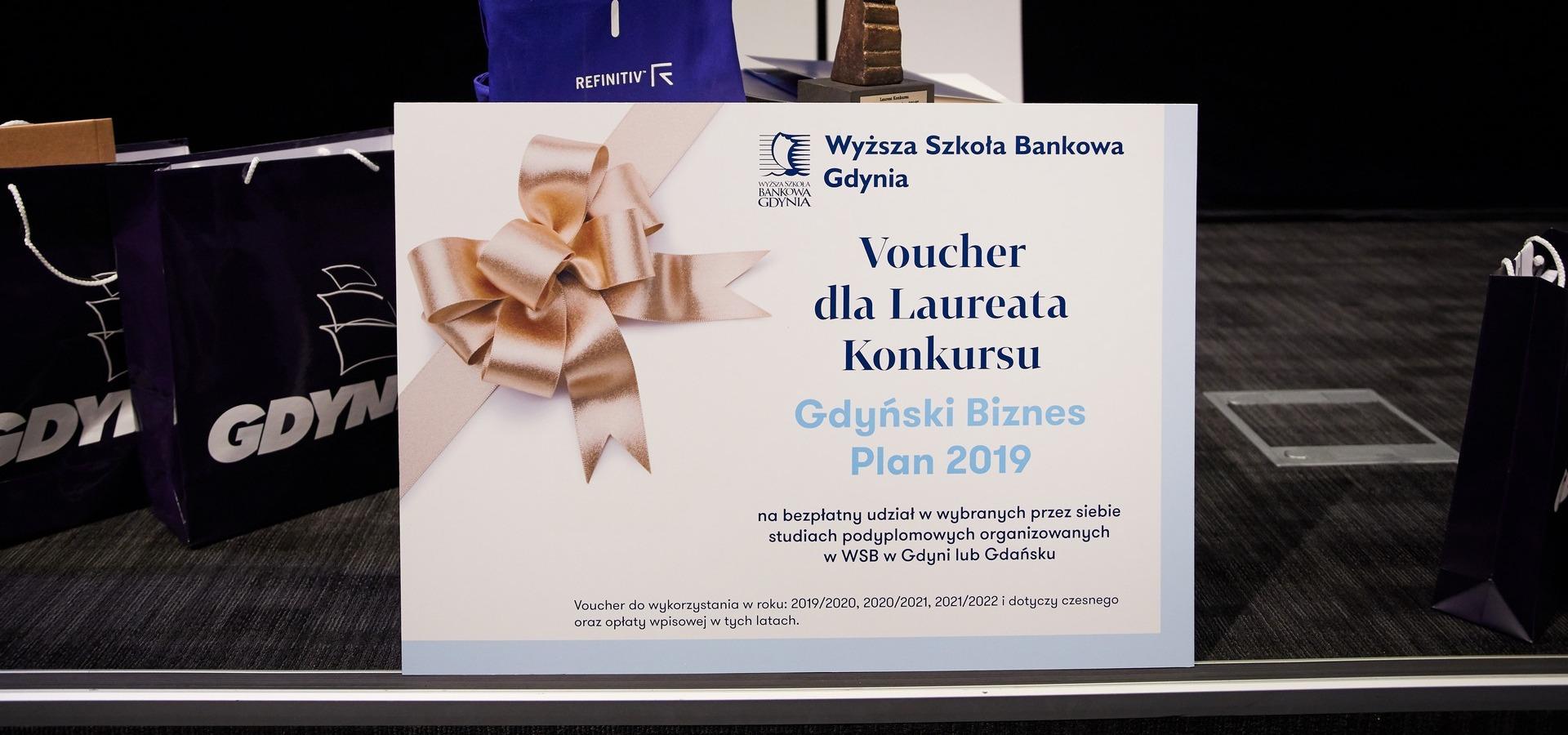 Aż 22 studentów WSB w Gdańsku walczyło o laur tegorocznego Gdyńskiego Biznesplanu