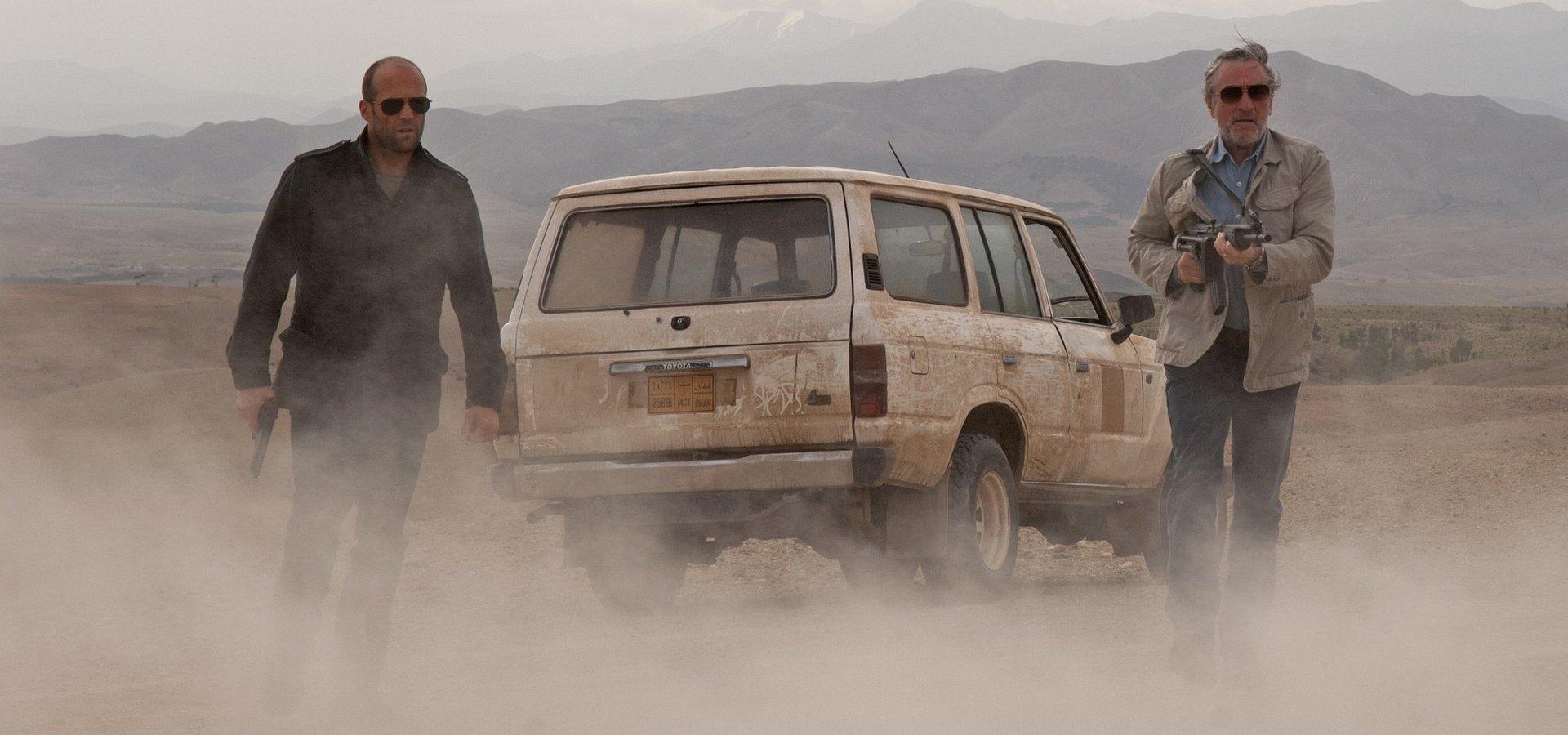 FILME 'KILLER ELITE – O CONFRONTO' EM ESTREIA NA FOX