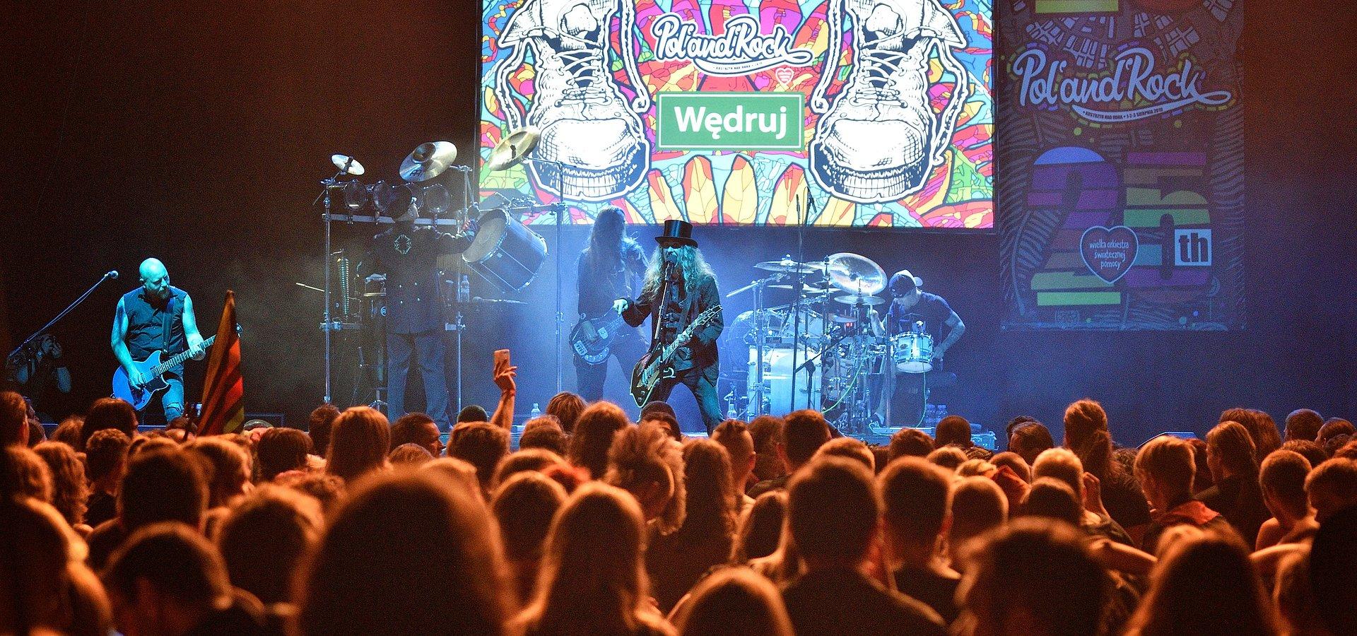 Oto zwycięzcy Eliminacji do Pol'and'Rock Festival!