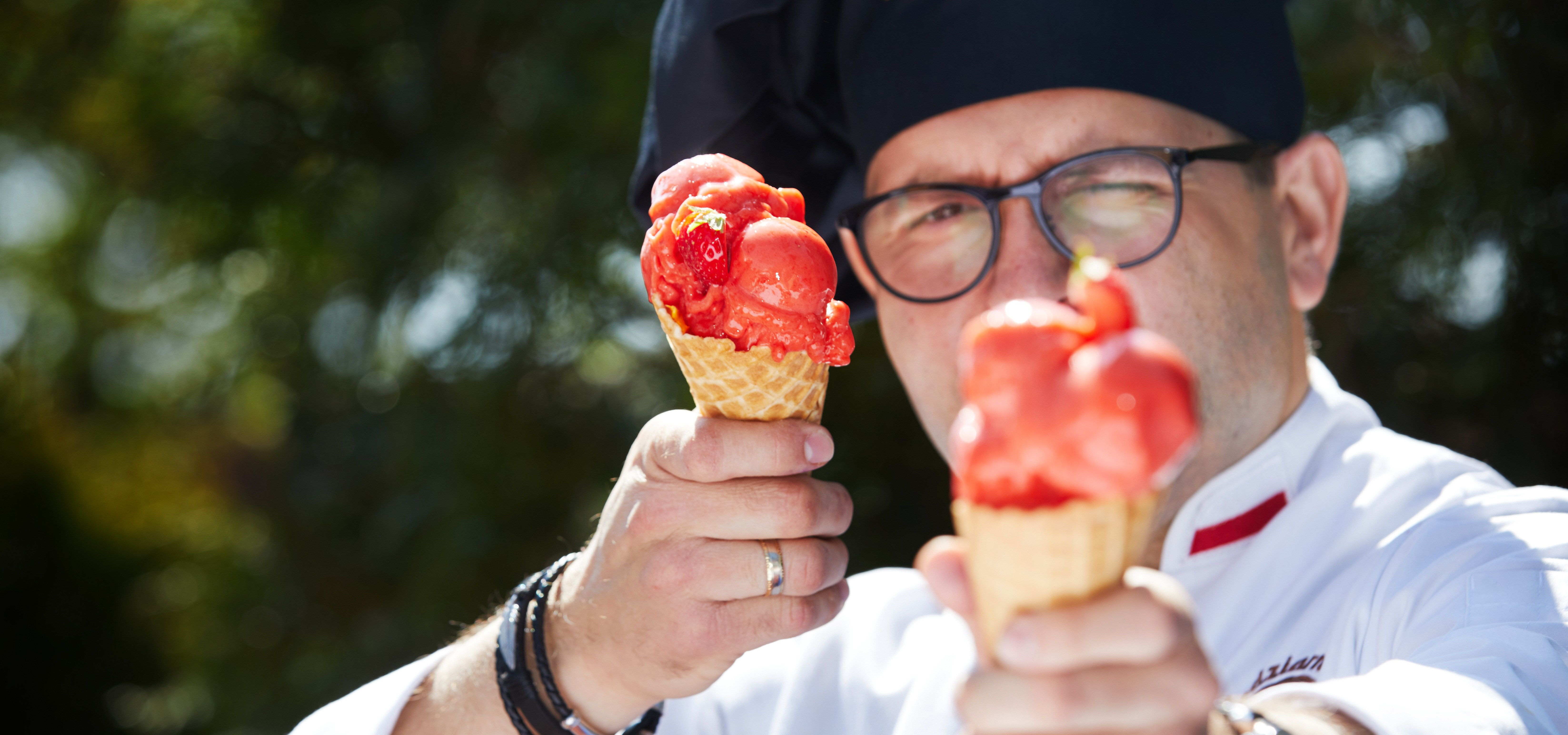 Branża owocowa zaprasza branżę lodową do promocji lodów jagodowych