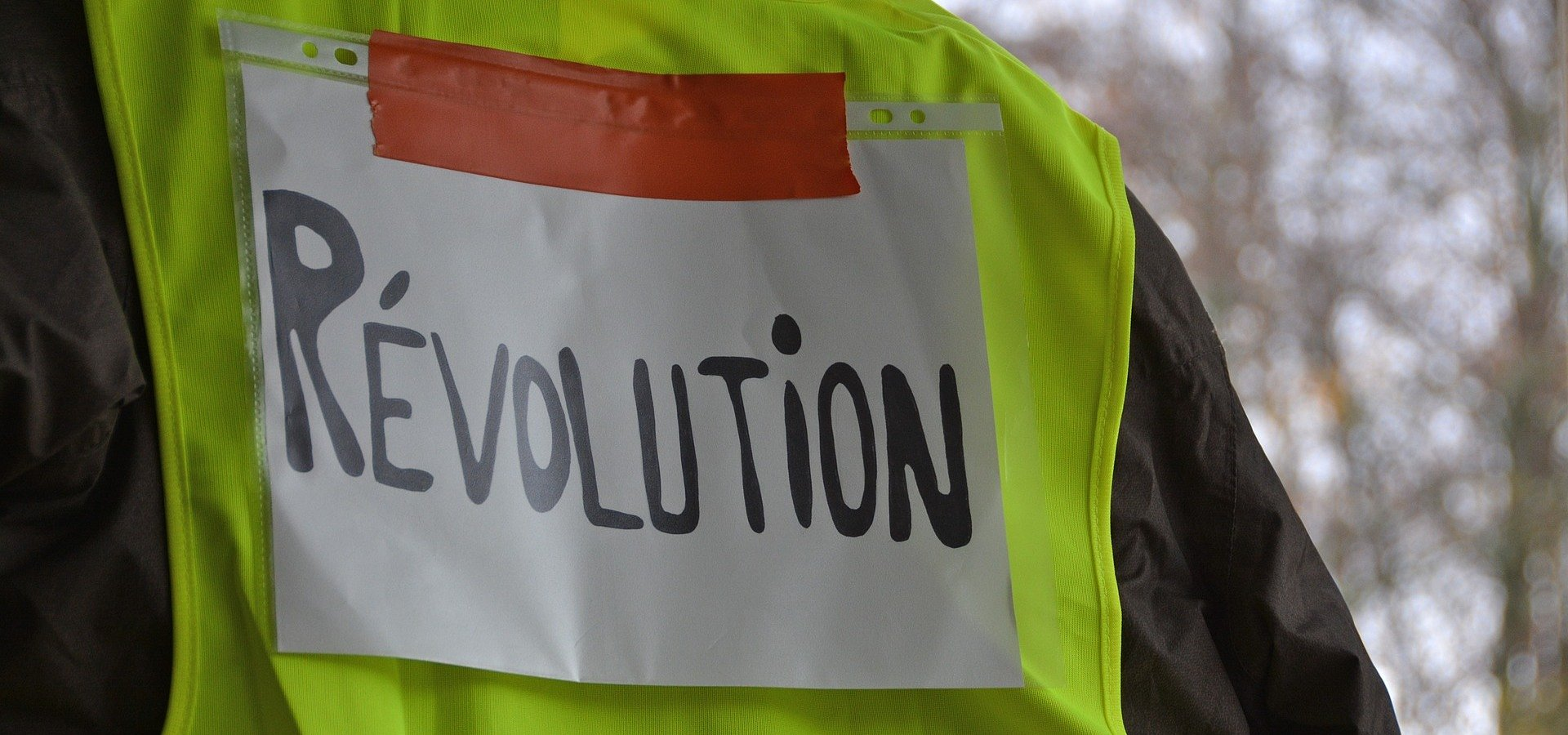 Ekspert WSB: Żółte Kamizelki czyli Rewolucja Francuska 2.0?