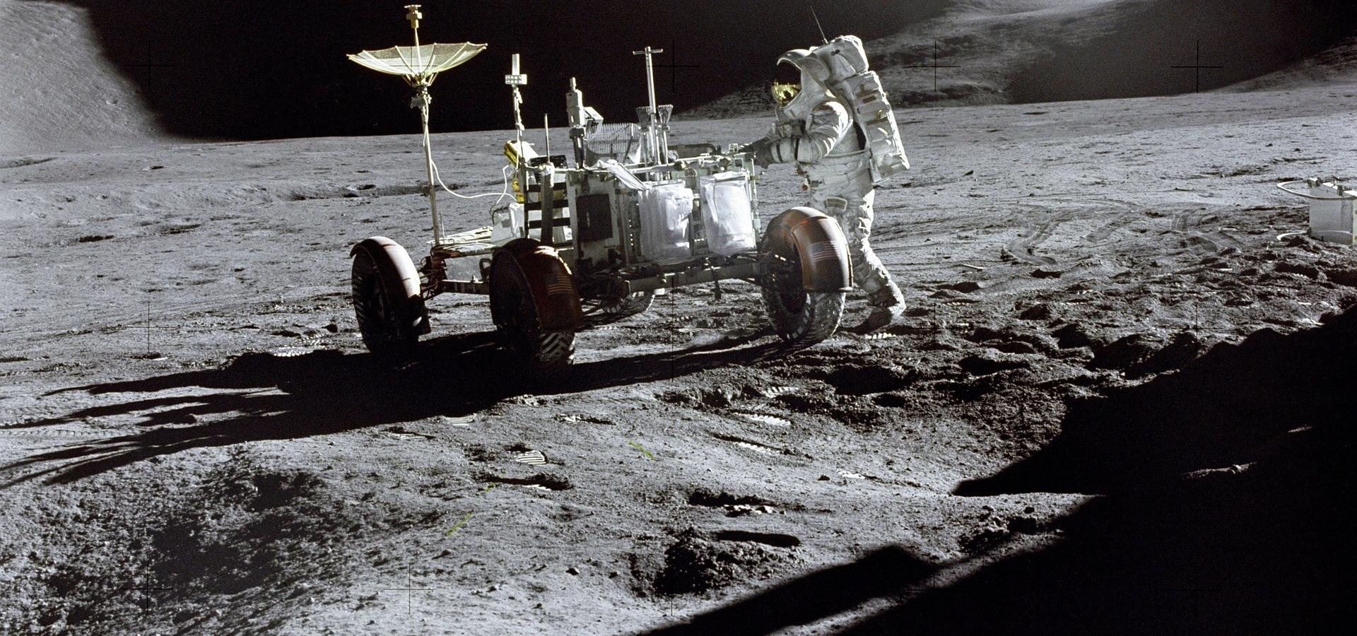 50-ta rocznica lądowania na Księżycu