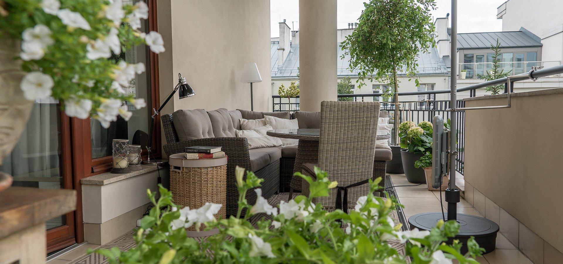Raport Homebook.pl: niech żyją balkony i tarasy!