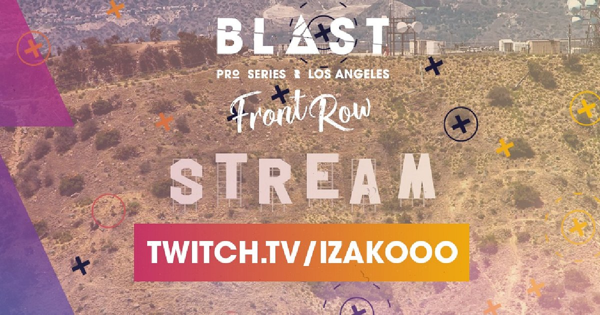 Już w ten weekend będziemy mogli się przenieść do słonecznego Los Angeles, gdzie odbędzie się kolejna edycja turnieju BLAST Pro Series.