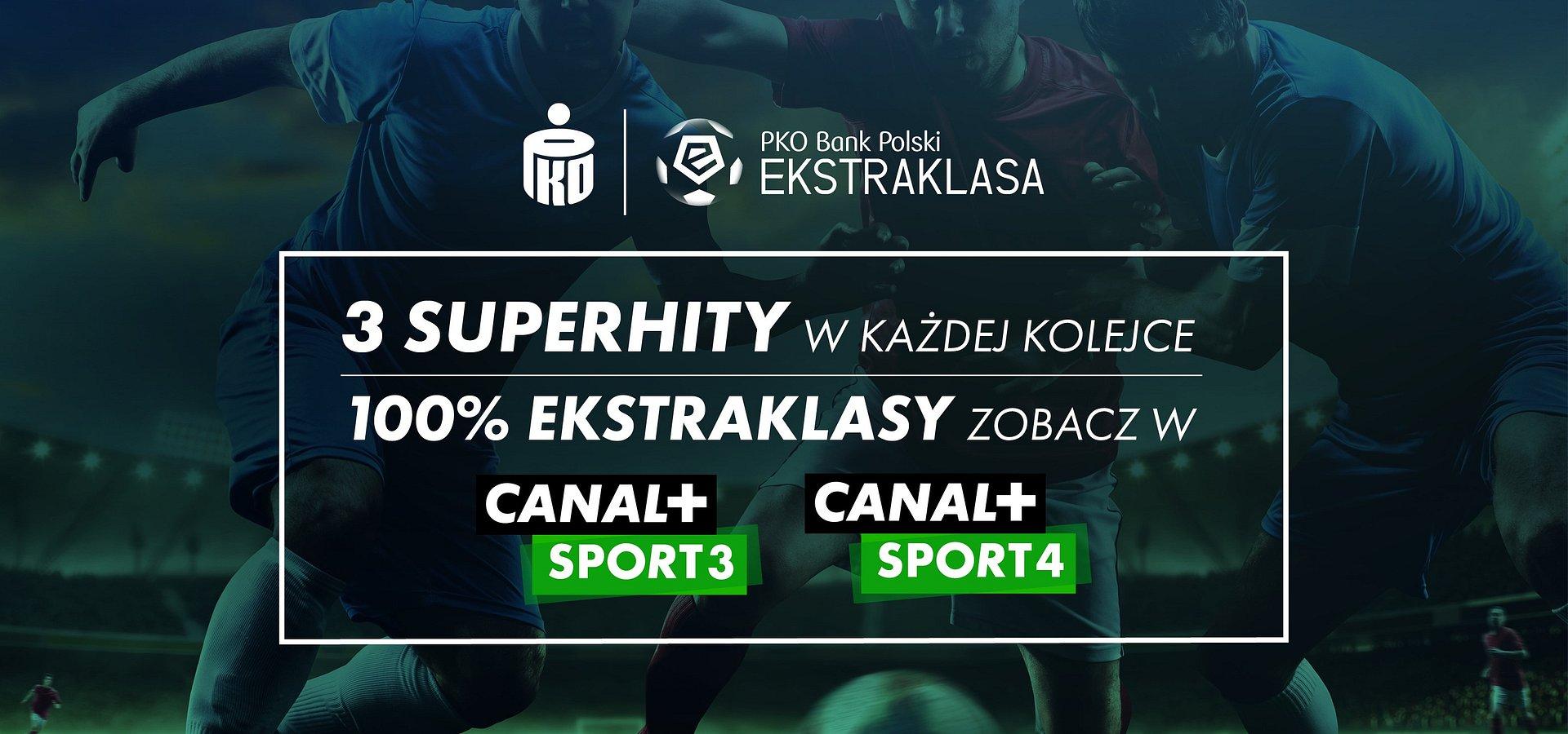Start PKO Ekstraklasy: wszystkie mecze bez opłat dla każdego abonenta nc+ i Orange TV do końca lipca