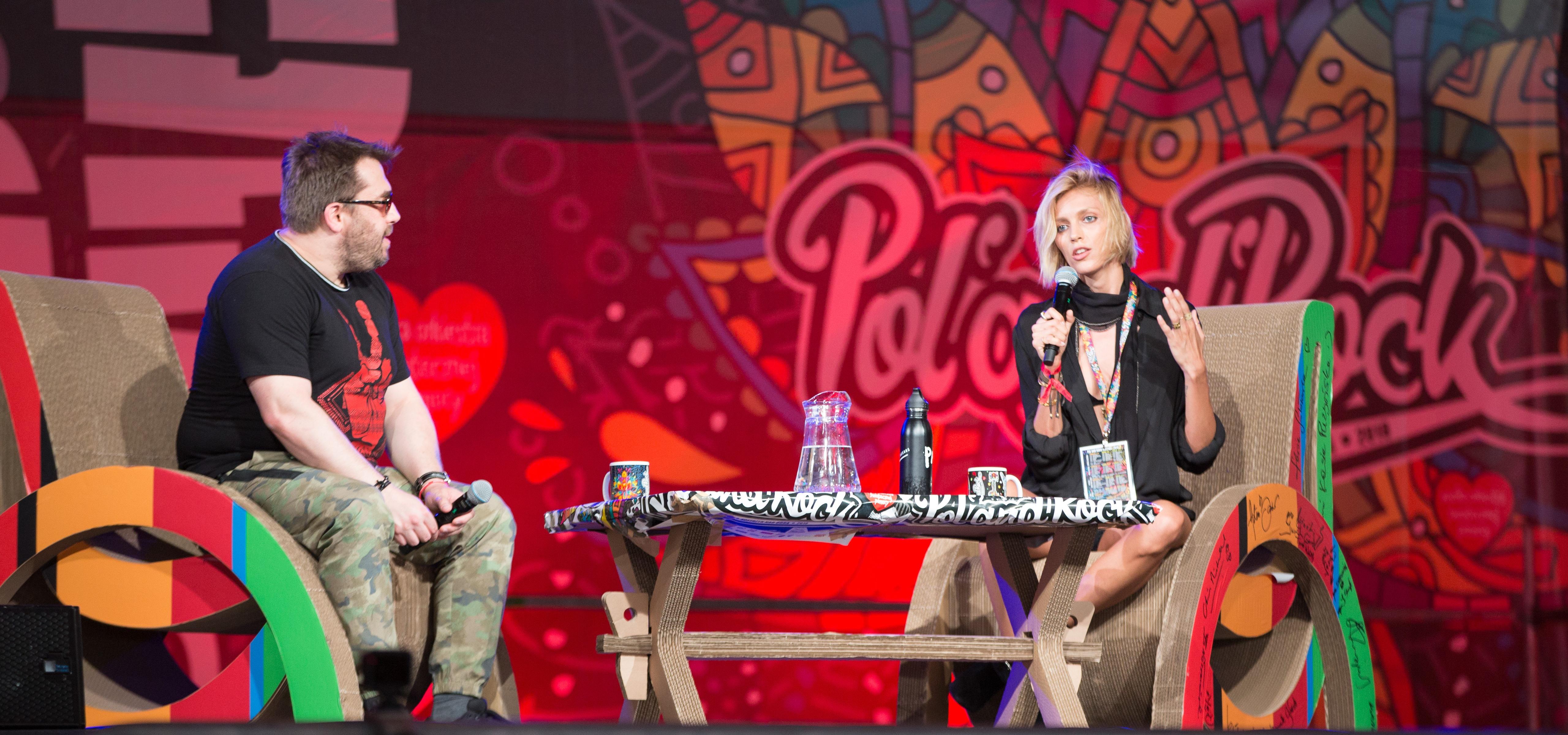 Dziennikarze Onetu poprowadzą spotkania na Akademii Sztuk Przepięknych podczas tegorocznego Pol'and'Rock Festival