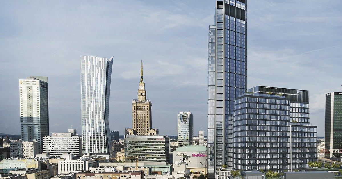 Bank Gospodarstwa Krajowego skorzysta z przestrzeni Varso Place