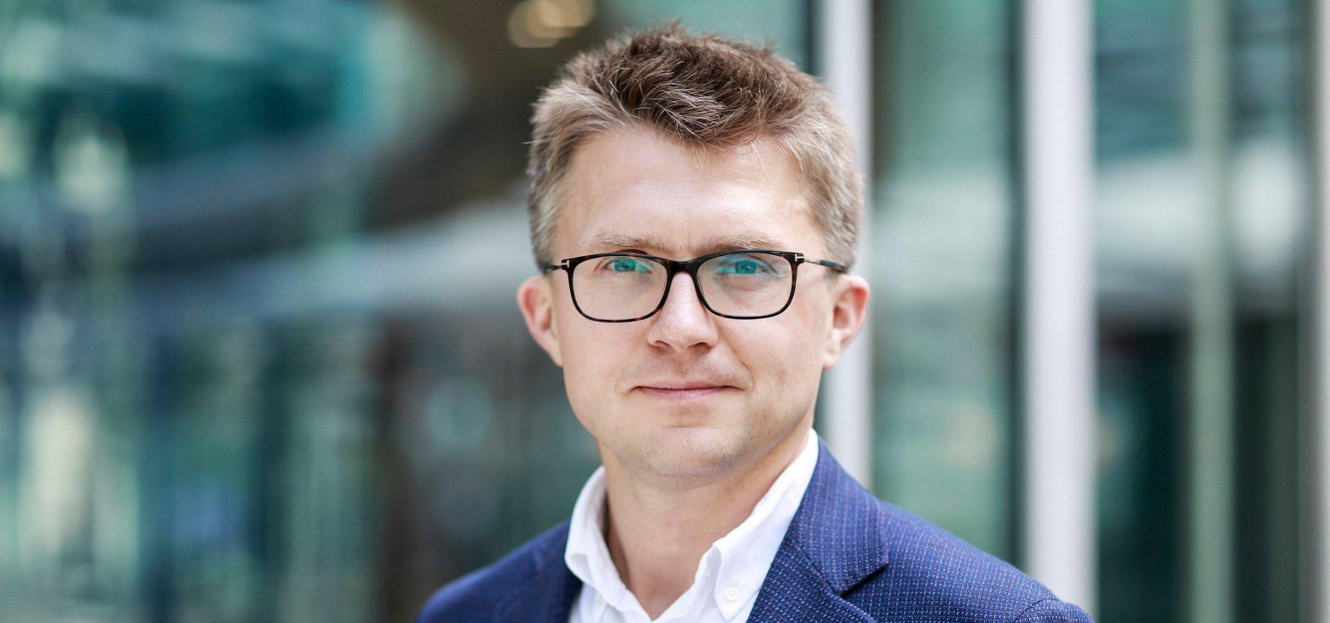 Jan Barbasiewicz partnerem w Colliers International
