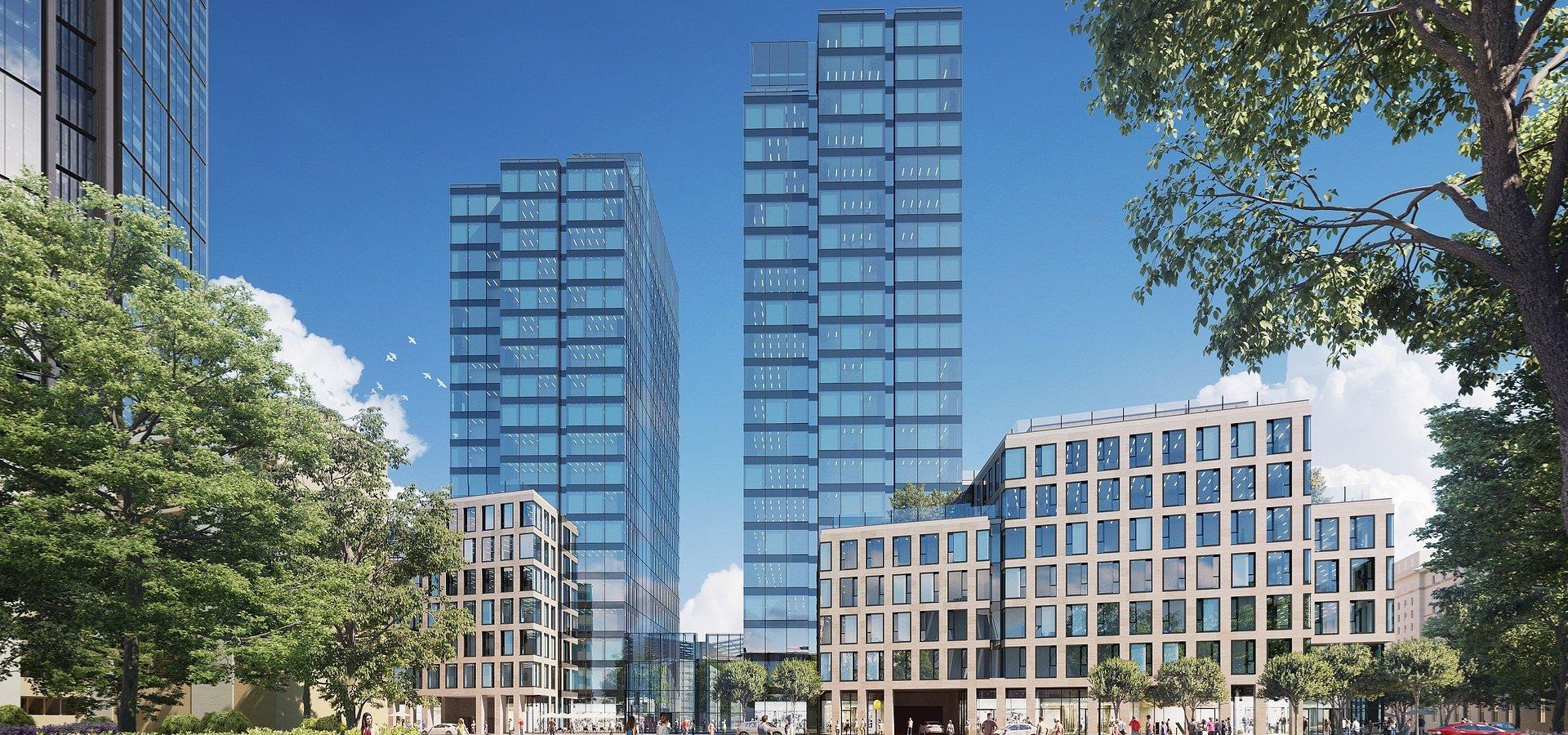 Bank Gospodarstwa Krajowego to move into Varso Place