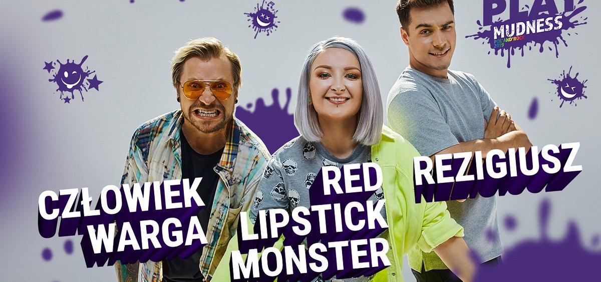 Strefa Play Mudness na festiwalu Pol'and'Rock