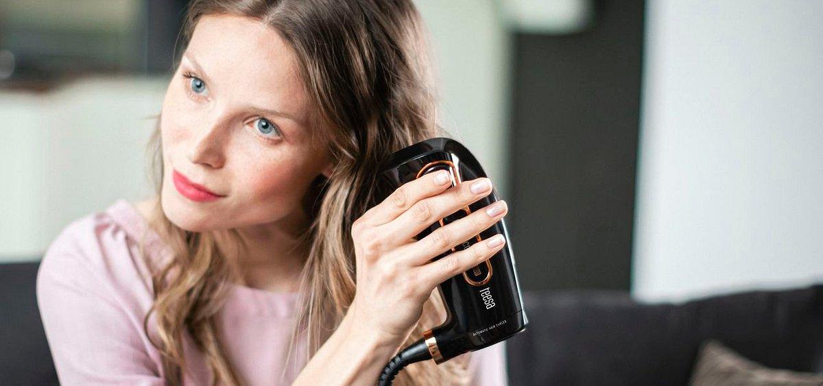 Teesa wprowadza automatyczną lokówkę do włosów DREAM CURLS X600