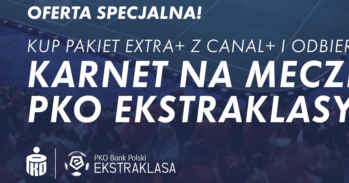 Kup nc+ i odbierz karnet na mecze PKO Ekstraklasy