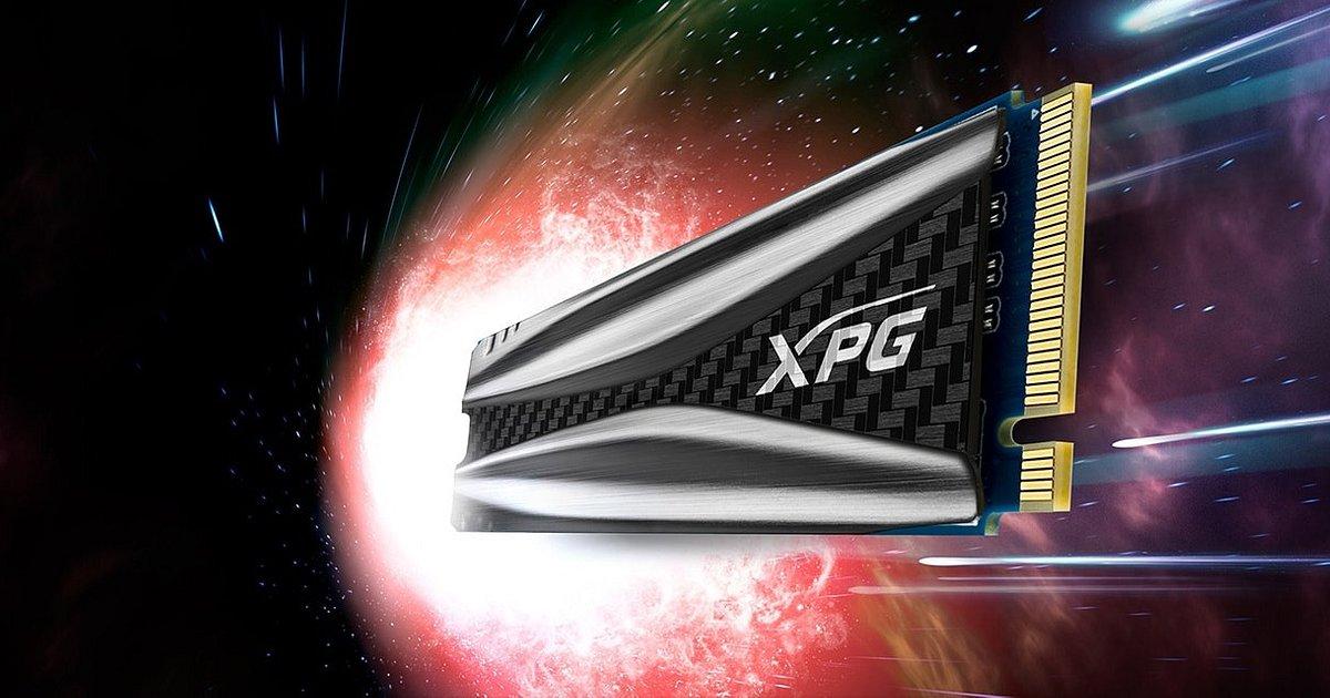 XPG GAMMIX S50 – SSD z PCIe 4.0 od ADATA