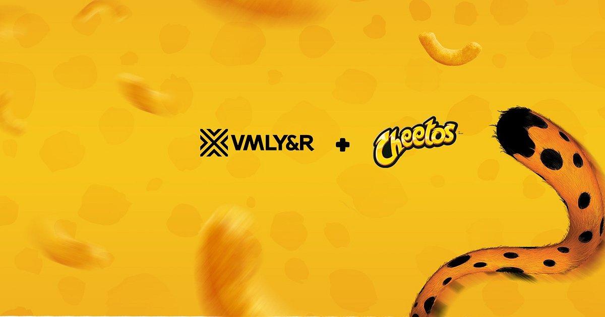 VMLY&R Poland wygrywa przetarg marki Cheetos w regionie EER