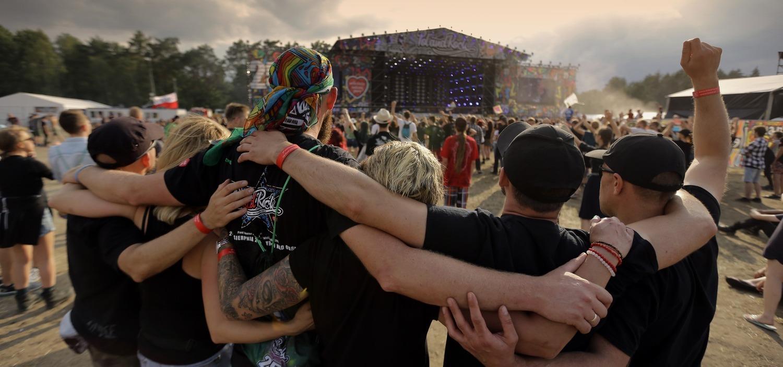 25. Pol'and'Rock Festival dobiega końca