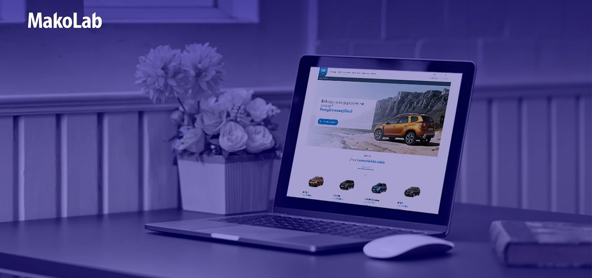 Dacia ma nowe strony w Polsce, na Węgrzech, w Czechach i na Słowacji