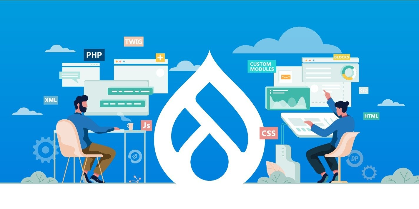 Build your next big project in Drupal with experts from Direktpoint!