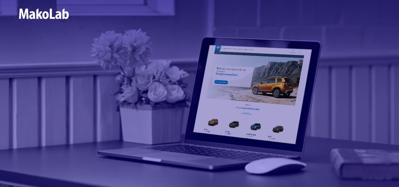 Dacia has new websites in Poland, Hungary, the Czech Republic and Slovakia