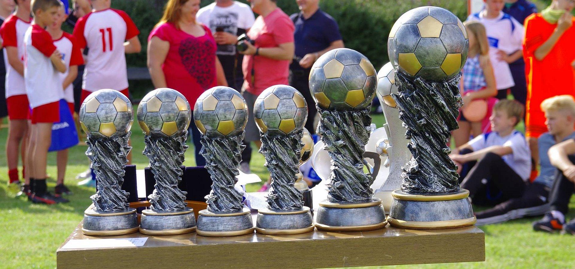 Wielki Turniej Piłki Nożnej Stowarzyszenia SOS Wiosek Dziecięcych