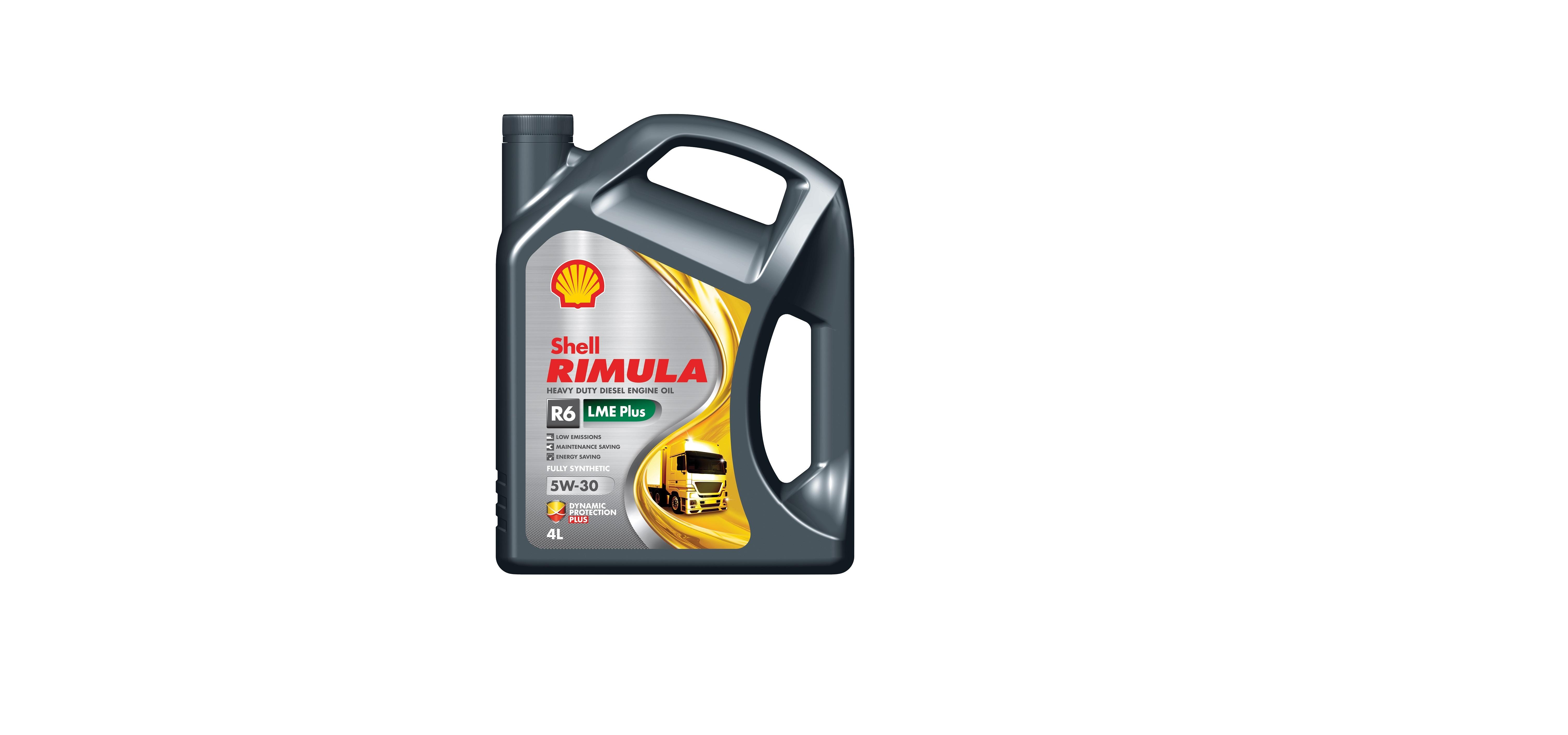 Nowy olej Shell Rimula ze specyfikacją API CK-4