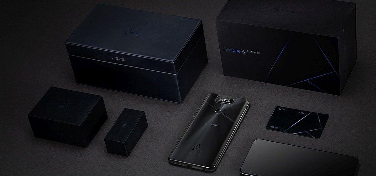 ZenFone 6 w limitowanej wersji Edition 30