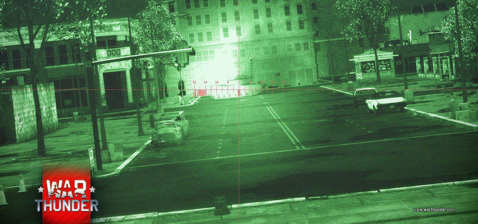 Čínské vojenské vozidlá, zařízení s nočním viděním a tepelné vyhledávání nepřítele přicházejí do hry War Thunder
