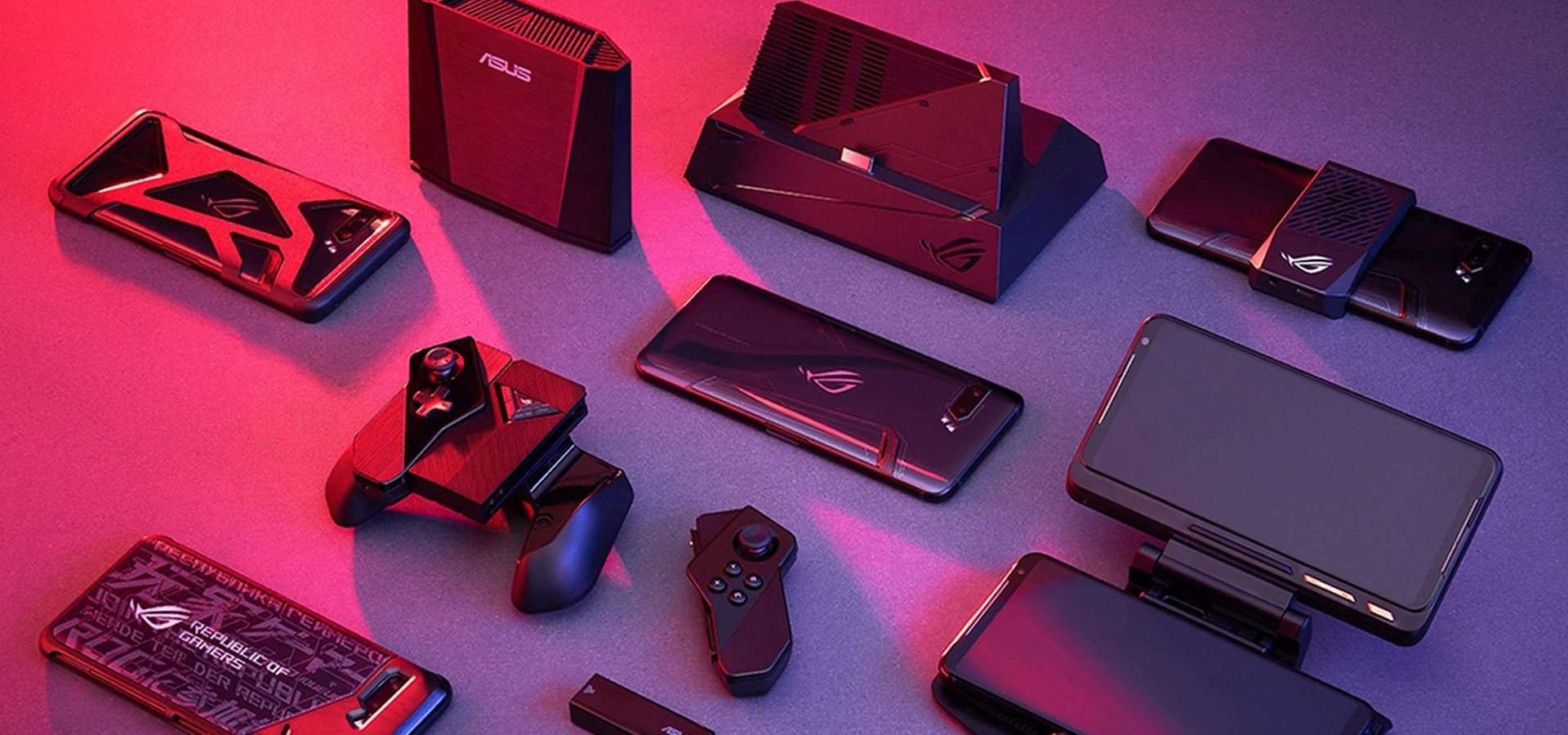 ASUS Republic of Gamers prezentuje ROG Phone II
