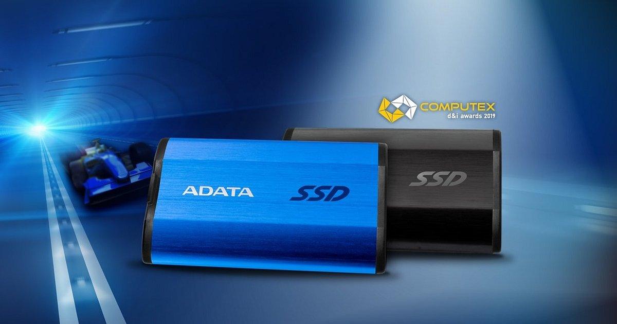 ADATA SE800 – zewnętrzny SSD w odpornej obudowie z transferami do 1000 MB/s
