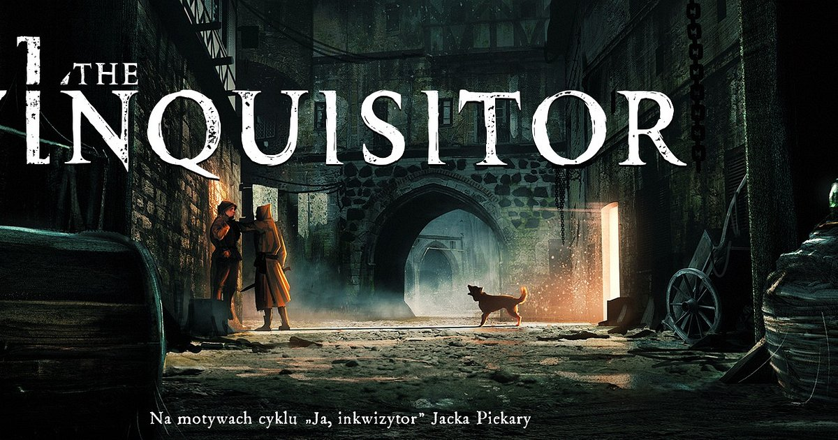 """Jacek Piekara i The Dust zaprezentowali nową grę: """"I, the Inquisitor"""""""