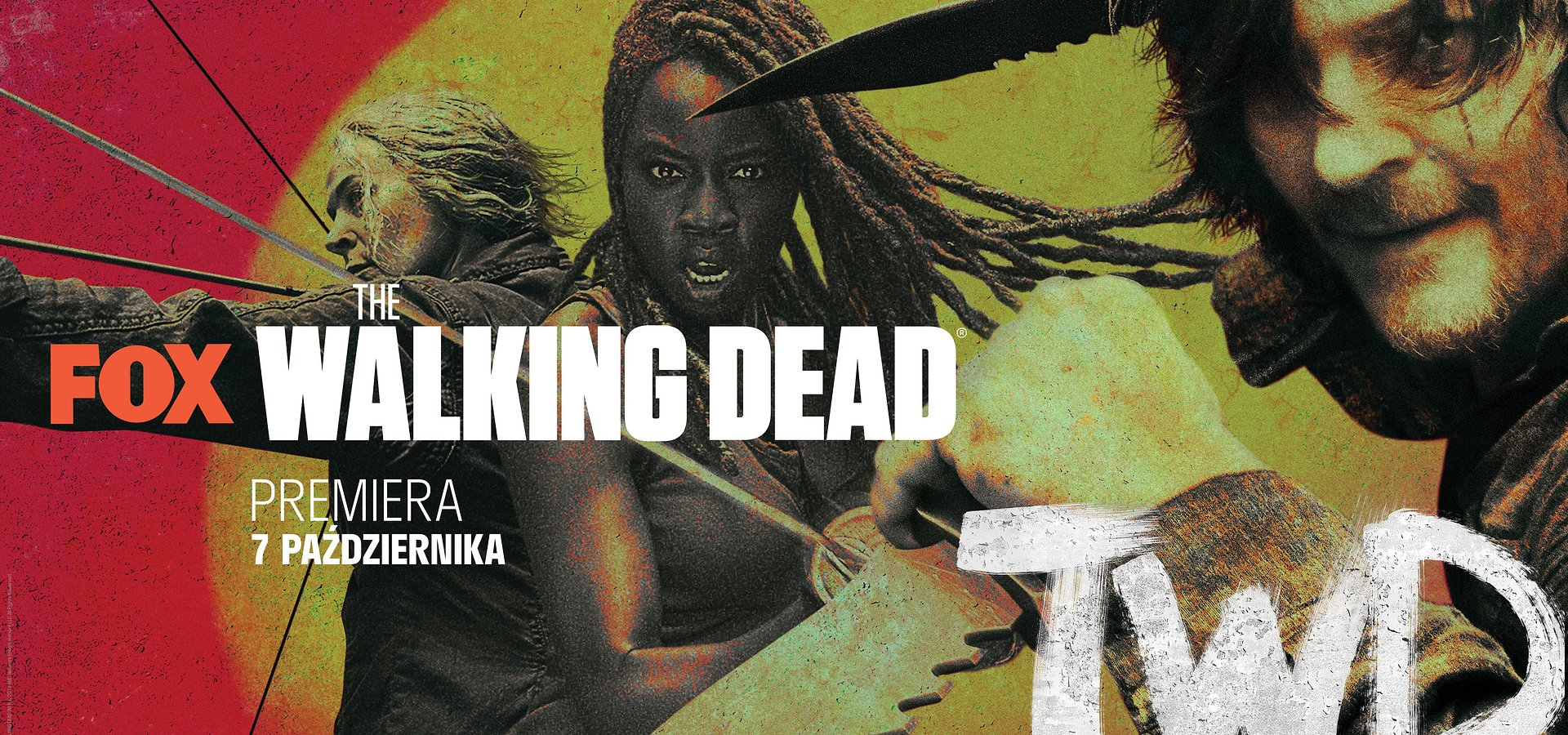 The Walking Dead z nowym zwiastunem